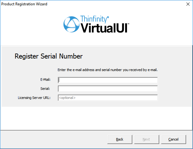 Thinfinity® VirtualUI™